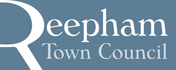 Reepham Town Council logo