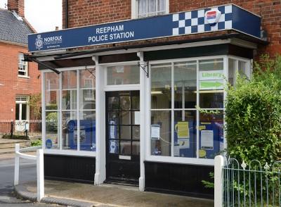 Reepham Police Station