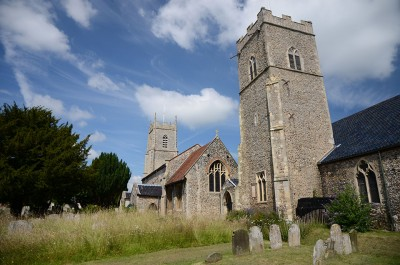 St Mary's and St Michaels's Churches, Reepham